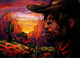 Grizzled Cowboy