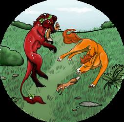 Fox fur by iZemora