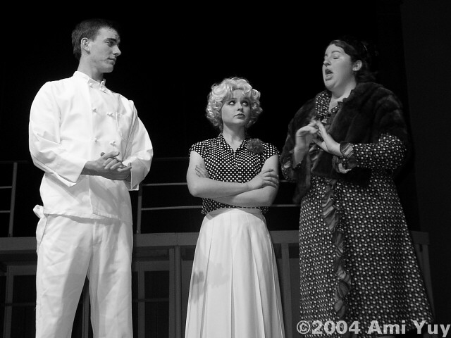Billy, Hope, and Mrs. Harcourt