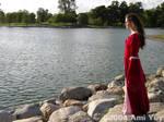 Arwen at the Lake