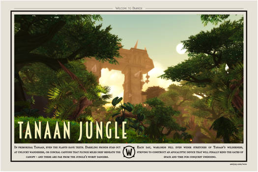 Welcome to Tanaan Jungle