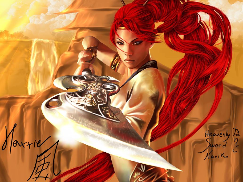 Nariko__heavenly_sword_by_shihodani.jpg