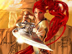 Nariko  heavenly sword