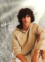 Rain by shihodani