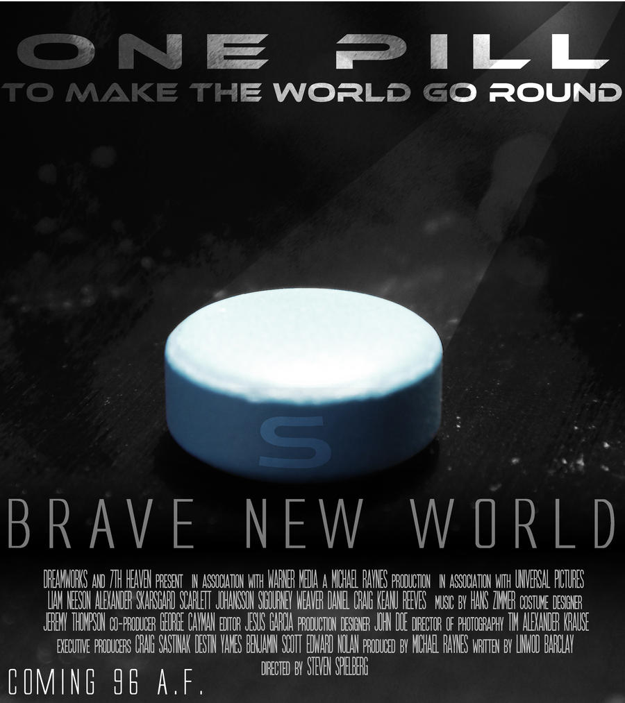 brave new world drug essay