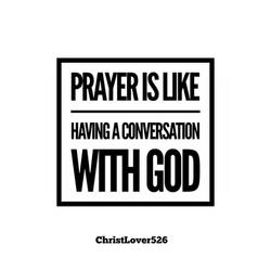 Conversation by ChristLover526