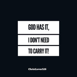 Carry by ChristLover526