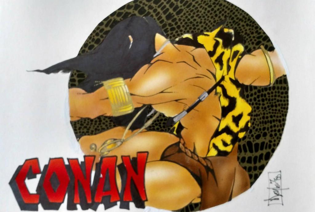 Conan by BigRonD