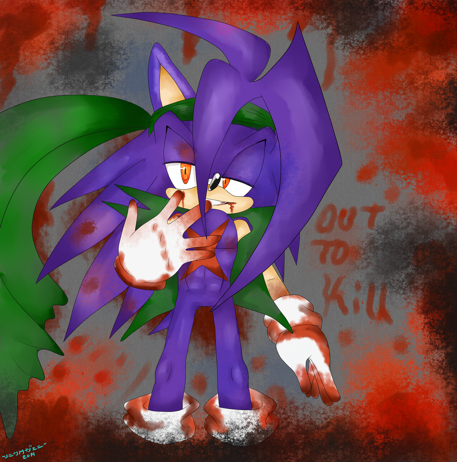 Out To Kill  by SONICJENNY