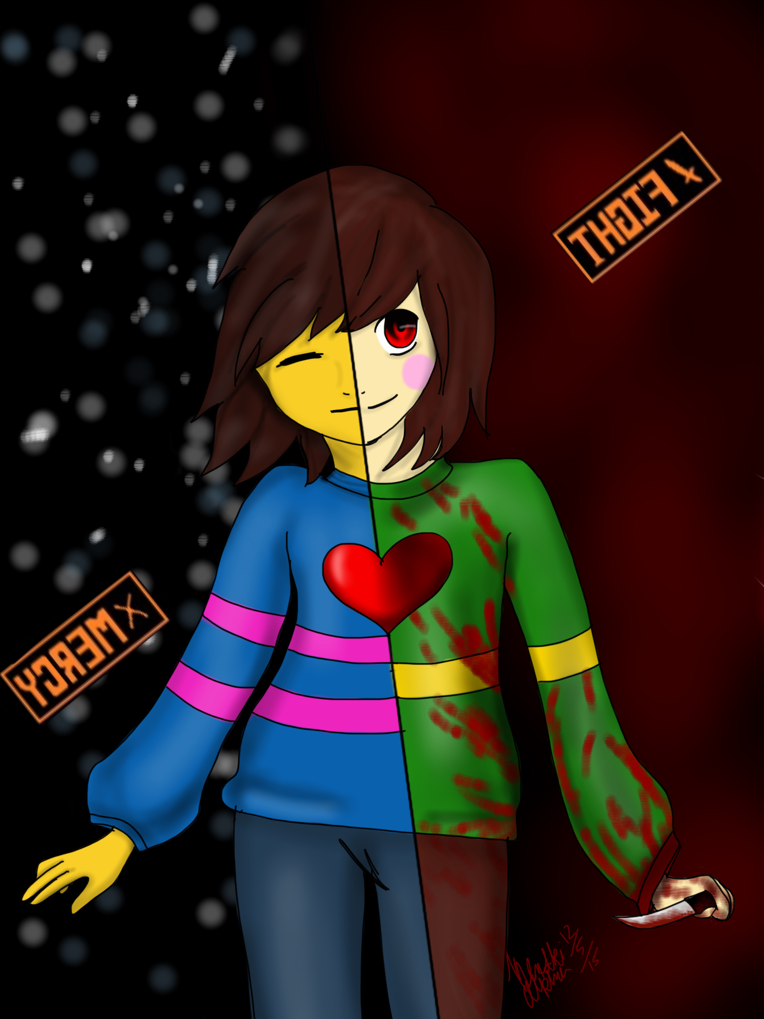 A Tale Of One House Chara X Frisk R34 Related Keywords Chara X Frisk R34