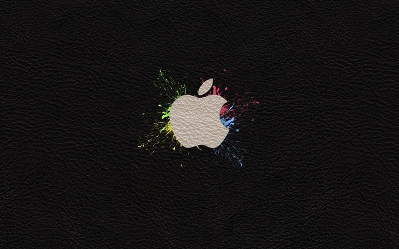Mac Leather Splash Apple Mac Wallpaper > Apple Wallpapers > Mac Wallpapers > Mac Apple Linux Wallpapers
