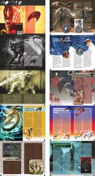 Mostro Magazine mockup