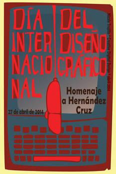 Diseno Grafico - Homenaje Hernando Cruz