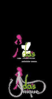 Ada's Unique logo design ideas