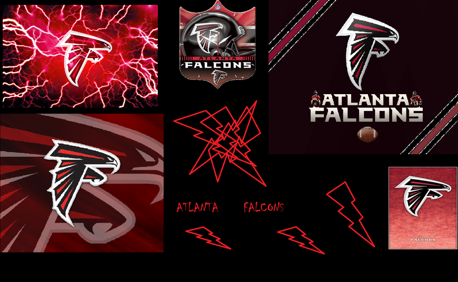 Atlanta Falcon Wallpapers Group 60: Atlanta Falcons By Tigerspiritwolf On DeviantArt