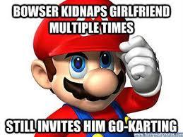 Mario Kart logic by Vexinggenius