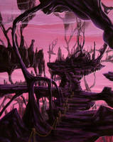 Nightmare Pass of Minor Tulga by DavidMishra