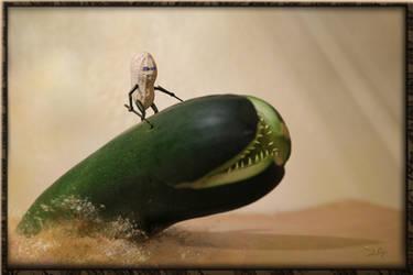 Peanut of Dune by DavidMishra