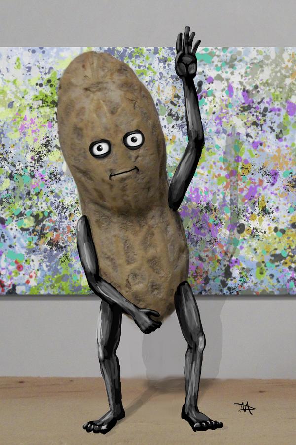 Feeling Nuts by DaveMishra