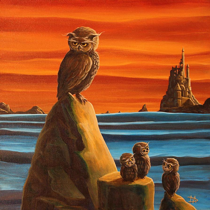 The Last Sentinels by LongHomeFox