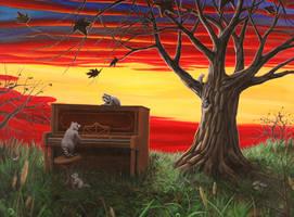 Calamitous Serenade by DavidMishra
