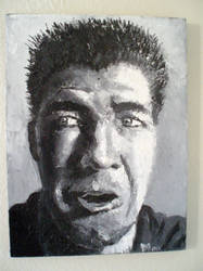 Knife Self Portrait by nitsud08