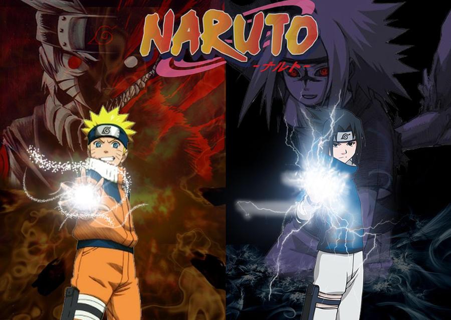 Naruto Sasuke Wallpaper By Bambam Narusaku On Deviantart