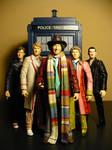 My Five Doctors