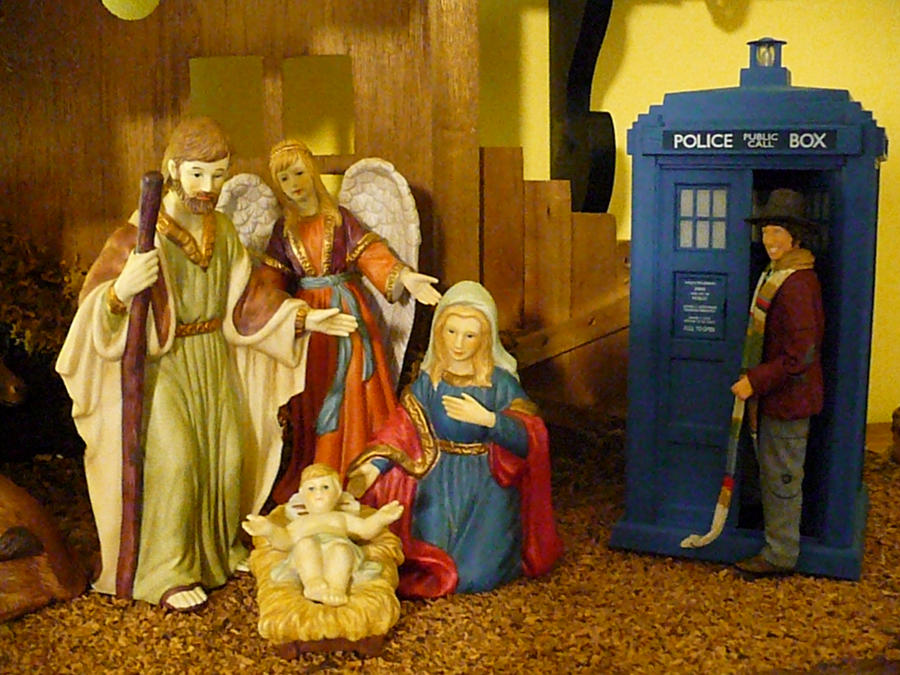 The Nativity and The Doctor by DoctorWhoNC