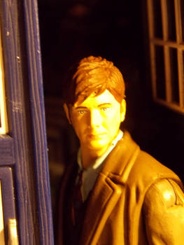 10th Doctor Upclose - 3.75