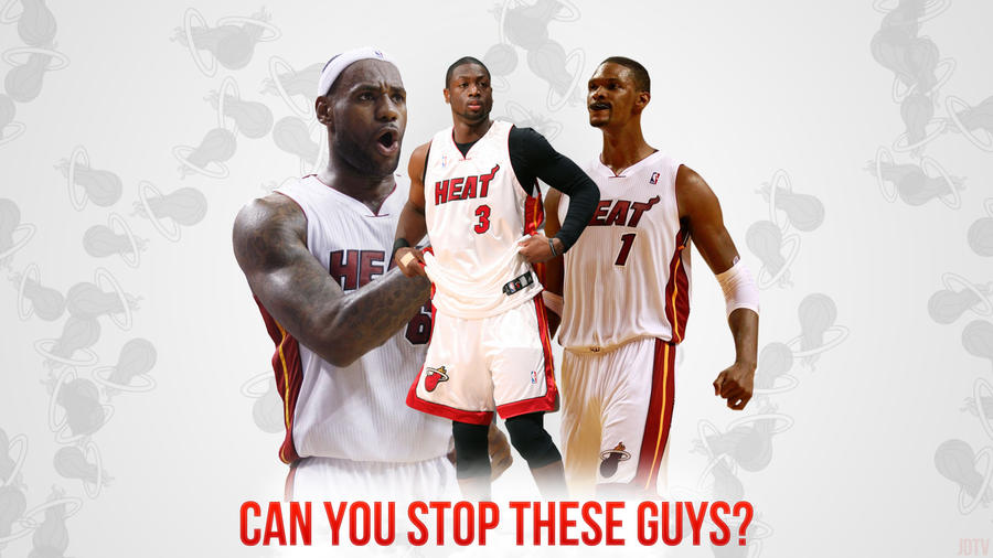 Miami heat the big three wallpaper by andreidulcu on deviantart miami heat the big three wallpaper by andreidulcu voltagebd Image collections