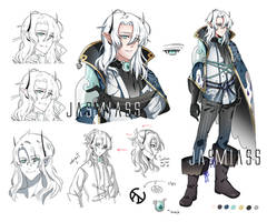 RPG Series: Mage Class Adopt | Auction [OPEN]