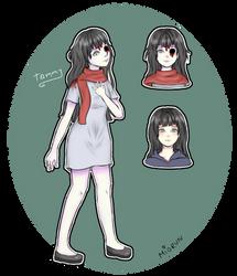 Tammy by Miorun