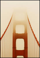 San Francisco Bridge by devilicious