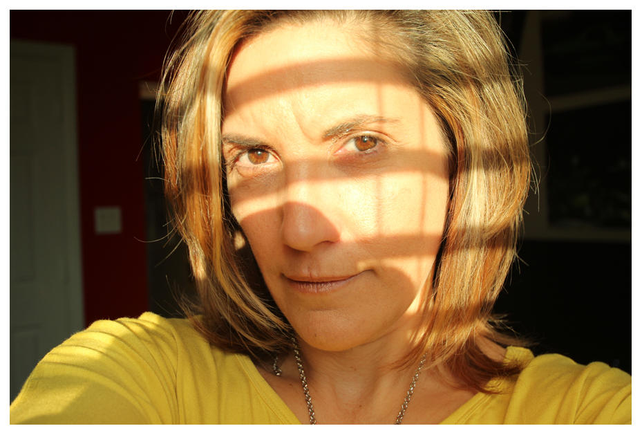 sunshine selfie