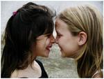 eskimo kisses and giggles