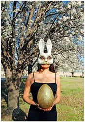 Bunny a la Chappelle