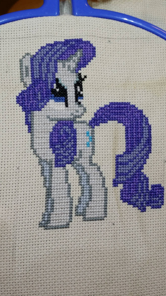 Rarity Finished!