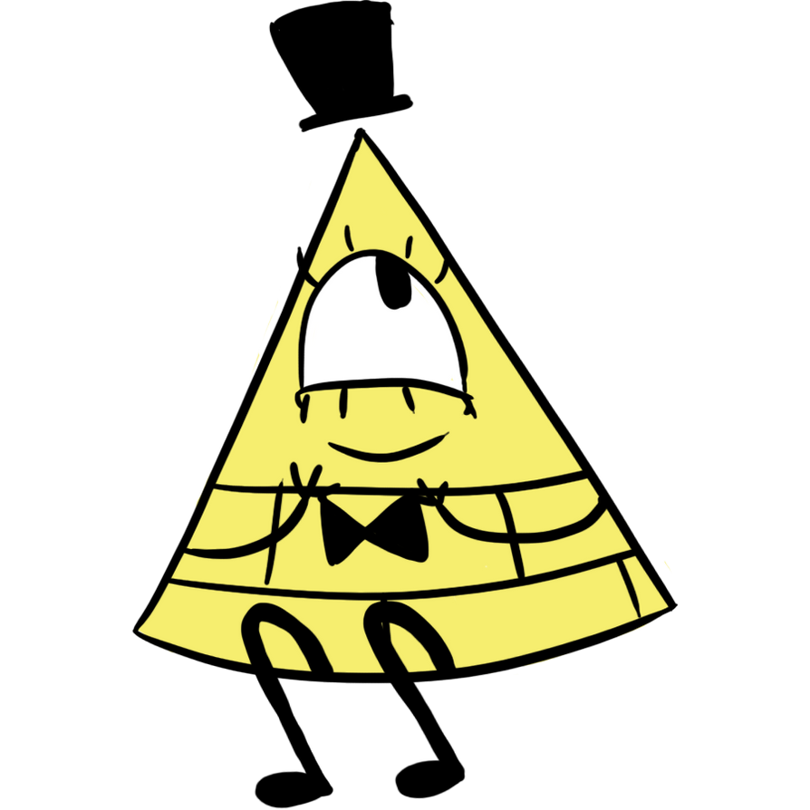 Bill Cipher by Espada-For-Ever