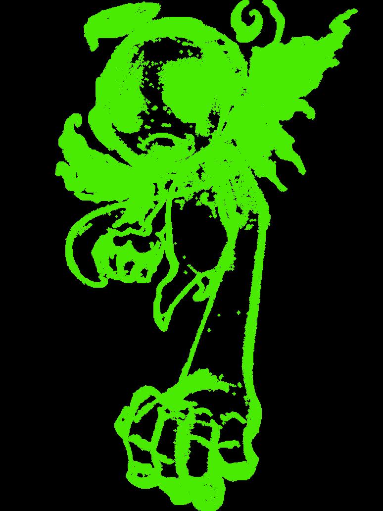 Shirt design green - Neon Green Sangel T Shirt Design By Somniac The Wicked