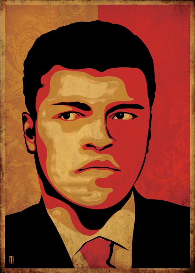 Muhammad Ali - Obey