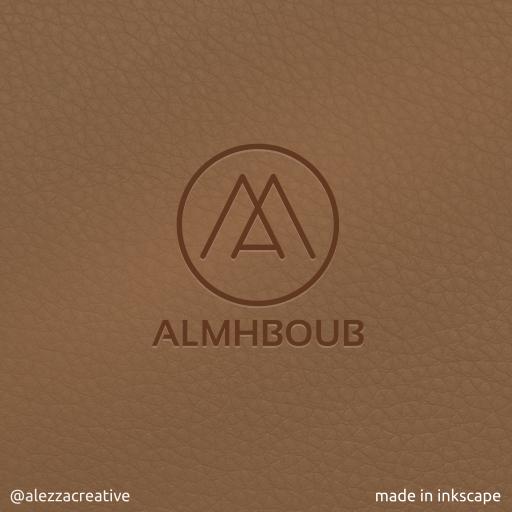 almahboub logo by alezzacreative