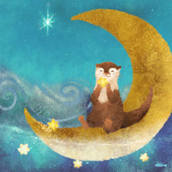 Sea of Stars and Otter