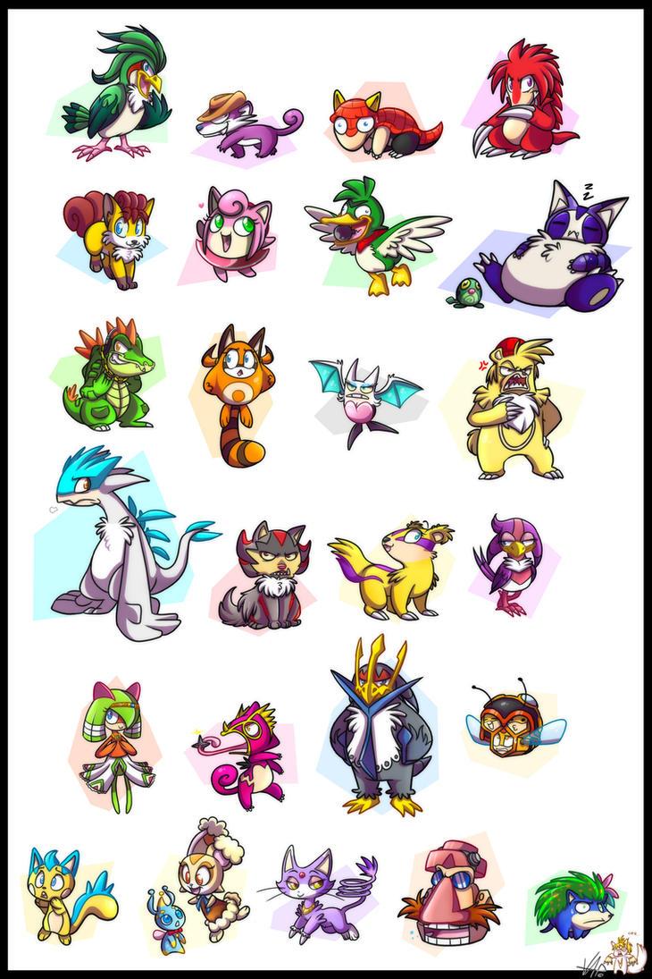 Sega x Nintendo FULL by vaporotem