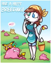 Happy Breeding by vaporotem