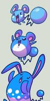 The Aqua Mouse