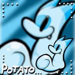 Potato the cat