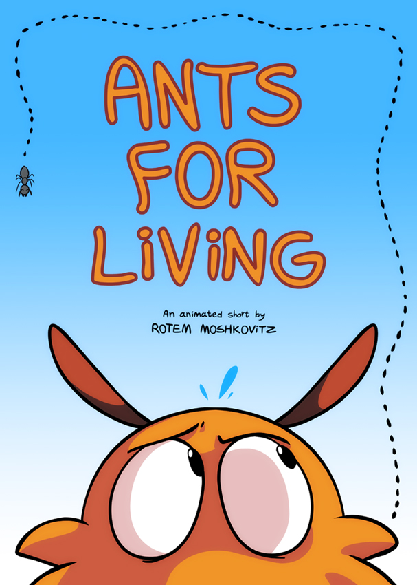 Ants For Living by vaporotem