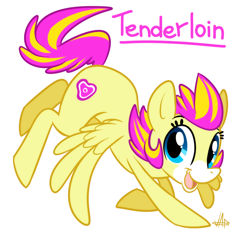 Tenderloin by vaporotem