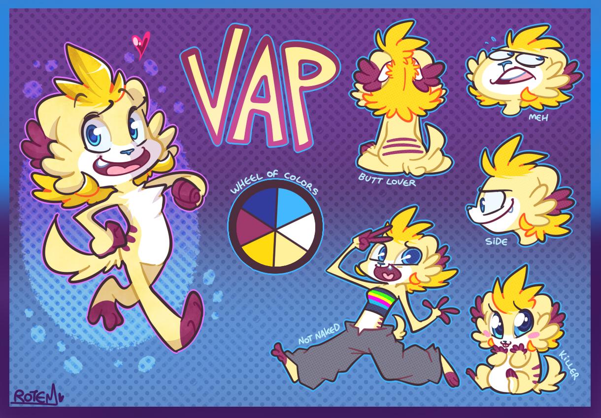 Vap Ref by vaporotem